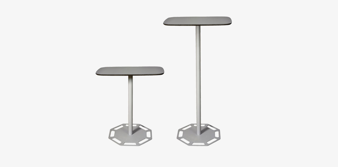 Counter Height Portable Table : Portable Table you will get two tables in one. Just switch between bar ...